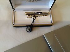 Gold Plated Tie Clip,Dalaco,spirit level,rrp £ 22.99