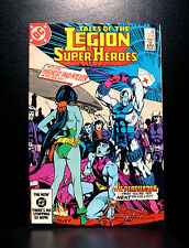 COMICS: DC: Legion of Super-Heroes #318 (1980s), 1st Lady Memory app - (flash)