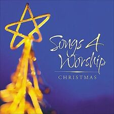 NEW SEALED Songs 4 Worship Christmas by Various Artists (CD, 2001, 2 Discs)