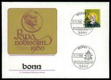 BUND 1980 PAPST-BESUCH POPE PAPA JOHANNES PAUL II BONN ay42