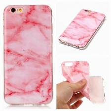 Simple Granite Marble Matte Silicone TPU Soft Case Cover For iPod Touch 5th/6th