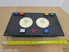 Kulicke & Soffa Finger Tip Control Panel Assembly 01483-1073-000-02 Encoders