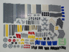 LEGO Technic NEW 250+ Studless Assorted Parts Pieces Beam Color Axle Liftarm MK5