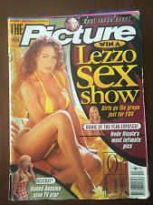 The Picture Magazine #634 RARE - Inc Poster - Collectable !! - ManCave - Gift !
