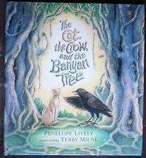 The Cat, the Crow and the Banyan Tree by Penelope Lively c1994, Hardcover, VGC