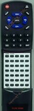 Replacement Remote for DURABRAND DWT1304, NE142UD, DWT2405, DCT1304R