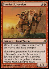 MTG 2x SUNRISE SOVEREIGN EXC - SOVRANO DELL'ALBA - LRW