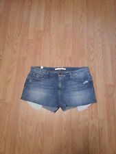 "NWT Joe's Jeans Women's Distressed Denim Shorts ""Patricia"" Size 32"