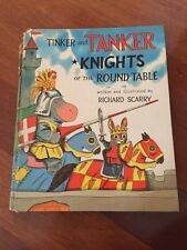 Tinker Tanker Knights Of The Round Table Richard Scarry