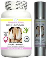 Breast Enlargement Enhancement Cream Capsules Firmer Breast Lift Firming Lotion