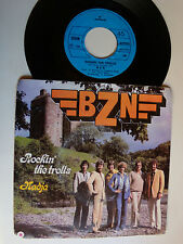 "BZN : Rockin' the trolls / Nadja 7"" 45T SP 1980 Belgium pressing MERCURY 6017075"