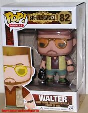 FUNKO POP 2014 MOVIES THE BIG LEBOWSKI WALTER #82 Vinyl Figure MIMB In Stock