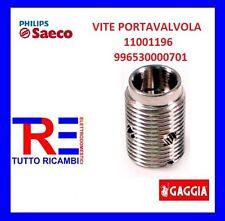 VITE CALDAIA MACCHINA CAFFE' SAECO GAGGIA PHILIPS 11001196 996530000701
