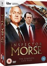 INSPECTOR MORSE COMPLETE SERIES COLLECTION DVD BOX SET NEW ALL 33 EPISODES