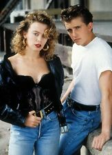 Charlie Schlatter and Kylie Minogue UNSIGNED photo - 638 - The Delinquents