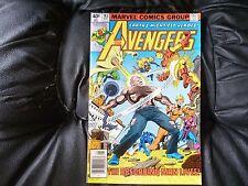 Avengers # 183 nm ND in the U.K