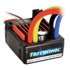 Yeah Racing Tritronic 1:10 Waterproof Brushed 60A ESC RC Cars Drift #ESC-1060WP