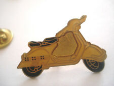 PINS MOTORCYCLE SCOOTER BEIGE