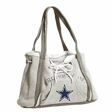Dallas Cowboys NFL Football Team Ladies Embroidered Hoodie Purse Handbag