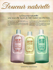 PUBLICITE ADVERTISING 024   1969   DOP  shampoing