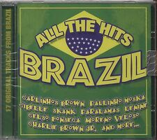 ALL THE HITS BRAZIL - CARLINHOS BROWN NICOLA CONTE CD