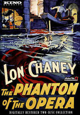 The Phantom of the Opera (DVD, 2015, 2-Disc Set) Kino Lon Chaney 1925