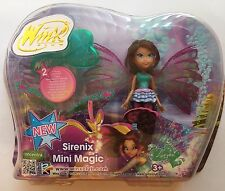 WINX CLUB - SIRENIX MINI MAGIC DOLL - LAYLA