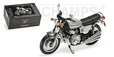 MINICHAMPS 122 123001 BENELLI 750 SEI diecast model road bike silver 1975 1:12th