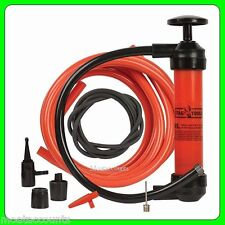 Transfer Pump / Syphon Hose [STA164] Oil Fuel Diesel Water Air Fluid Extractor