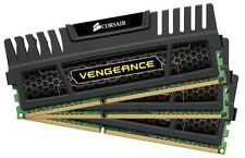 Corsair Vengeance 12GB 3X4GB Triple Channel DDR3 1600MHz PC3-12800 DIMM Desktop