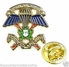 SBS Special Boat Service Lapel Pin Badge Classic Style