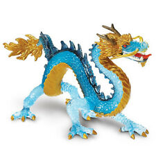 Krystal Blue Dragon Fantasy Safari Ltd NEW Toys Educational Toys For Kids
