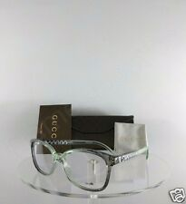 Brand New Authentic Gucci Eyeglasses GG 3629 GG3629 VQR Transparent 53mm Frame