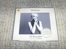 MADONNA MCD GERMANY I'LL REMEMBER