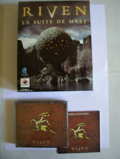 RIVEN (LA SUITE DE MYST) - PC - BIG BOX COMPLET