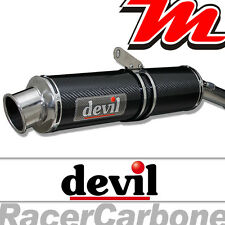 Honda 125 Varadero exhaust silencer Mufflers Slip-On DEVIL 54439 Carbon  2000 -