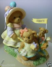 "CHERISHED TEDDIES ""ANNELIESE & ELISA"" 4007333 MIB EVENT"