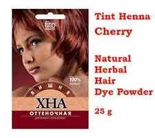 Tinte Henna – Cherry-hierbas medicinales naturales tinte De Pelo En Polvo - 25 G