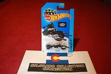 Hot Wheels Bat-Pod 2014 HW City 64/250 1:64 Batman 75th Anniversary