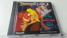 Dragon's Lair 2 - CD-I/CDI (nr. mint condition, complete, Free Shipping Mint)