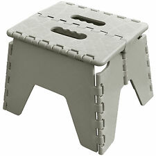 Folding Compact Step Stool With Intergrated Handle