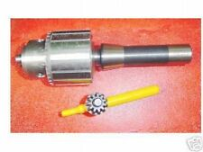 "3/16"" TO 3/4"" DRILL CHUCK / R-8 TAPER FOR BRIDGEPORT STYLE MILLING MACHINE!!!"