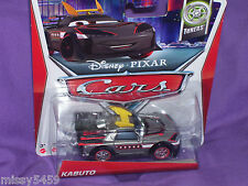 Disney Pixar Cars Turner Series KABUTO NIP! 2012