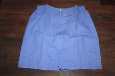Ancien et neuf Caleçon court Sous vêtement homme Bleu violet Tour taill 125 cm