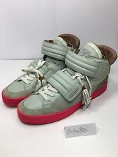 Kanye West x Louis Vuitton Jaspers PINK-GRAY sz. 9 LV (fits US 10.5 ) USED 100%