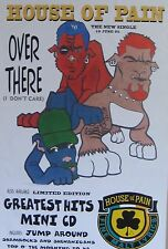 "40x60"" HUGE SUBWAY POSTER~House of Pain 1994 Over There Greatest Hit Jump Around"