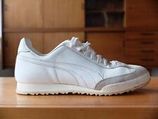 PUMA Herren Sneakers Tennis uk8,5 80s Turnschuhe Shoes Gr 42,5 True Vintage 80er