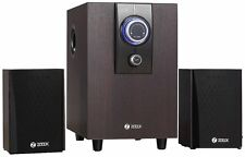 Zoook Musicana ZM-SP2100 2.1 Multimedia Speaker System +6 Months Brand Warranty