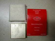 Clarins Gold Attraction Face Palette 13g BOXED NEW
