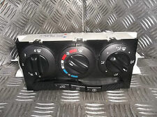 2001 51 MERCEDES A CLASS W168 A140 AC & HEATER CONTROL SWITCH PANEL 1688300485